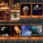 Star Wars Card Trader Halloween Creatures Variants YOU CHOOSE from 10 Card Set