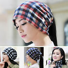Multipurpose hat female Korean tidal autumn and winter scarf
