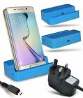 Desktop Charger Dock Mount Stand?Mains Charger for Samsung Galaxy S3 Mini