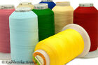 WonderFil Silco 35 wt Solid Color Cotton Thread on 700 Meters in 30 Colors