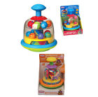 FUN TIME Baby Toys Spinning Pals Toddler Merry Go Round Spinning Horses Spin Top