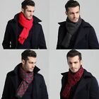 "Mens 100% Silk Long Scarf/Cravat  63""X12""___For Spring Autumn Winter"
