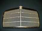 VINTAGE+1960s+1970s+MERCEDES+BENZ+GRILLE+%2F+RADIATOR+SURROUND+Good+condititon