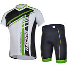 Cheji Clothes Cycling Outfit Racing Men's MTB Cycling Jersey and Shorts Set