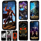Guardians of the Galaxy Rubber Phone Case For iPhone 5/5s 6/6s 7 8 X Plus Cover