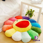 Cartoon sunflower Plush Toy Pillow  Cushion Creative Birthday Gift