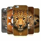 HEAD CASE DESIGNS ANIMAL FACES 2 SOFT GEL CASE FOR APPLE iPHONE PHONES