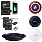 Original Samsung Galaxy S3 S4 S5 Note 2 3 4  Wireless Charging Pad With Receiver