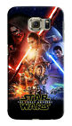 Star Wars The Force Awakens Galaxy S4 5 6 7 8 Edge Note 3 4 5 8 Plus Case $15.95 USD
