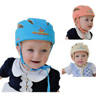 New Adjustable Baby Toddler Safety Helmet Headguard Children Hats Harnesses Cap