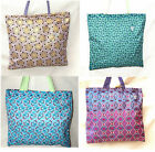 Designer Shopping, Beach Bag Blue, Green, Gold, Purple, Pink, Lilac UK Made SD