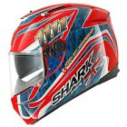 Shark SPEED-R dvs Full Face Motorcycle Helmet -  Foggy 20th RBA