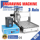 3-AXIS 3040Z CNC ROUTER ENGRAVER/ENGRAVING DRILLING & MILLING MACHINE 3D CUTTER
