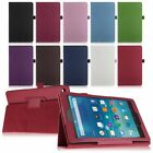Slim Leather Fold Stand Case Cover For Amazon Kindle Fire HD 7 8 10 2015 Tablet