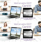 NEW Adata i-Memory 64GB,128GB Storage Expansion Card for Apple MacBook Air 13