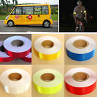 5cm*3m High Intensity High Quality Reflective Tape Vinyl Roll Self-Adhesive Hot
