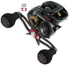 DAIWA ZILLION HD BAITCASTER MAGSEALED REEL ZLNHD100HS ZLNHD100HSL SELECT MODEL