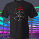 New Vital Remains Death Metal Rock Band Men's Black t-shirt Size S to 3XL