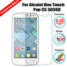 Tempered Glass Film LCD Screen Protector For Alcatel One Touch POP Idol 3 Pixi 3