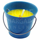 CANDLE IN COLOURFUL BIOPOT POT OUTDOOR LIGHTING CHRISTMAS DECORATION PARTY LIGHT