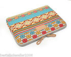 Kayond Bohemia Canvas Laptop Notebook PC Macbook Pro Air Sleeve Case Bag Cover