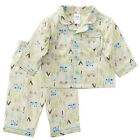 BNWT ~ BABY BOYS 2PC CAMPING IN THE WOODS PYJAMAS CHOOSE SIZE 00 OR 0 ~ NEW