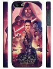 Star Wars 2015 The Force Awakens Iphone 4s 5 5s 5c 6 6S 7 + Plus Case Cover 162 $19.23 CAD
