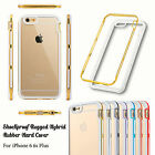 For Apple iPhone 6 6s Plus Shockproof  Rubber Hard Cover Case Skin Protect  SPR