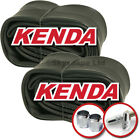 2 x KENDA CYCLE BIKE INNER TUBES (PAIR) 10 12 14 16 18 20 22 24 26 27 28 29 700