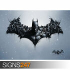 BATMAN ARKHAM ORIGINS GAME POSTER (1126) Photo Poster Print Art A0 A1 A2 A3 A4