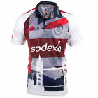 Samurai British Army IDRC 2015 Replica Supporter Rugby Shirt