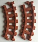 Lincoln Logs Frontier Express Train Replacement 2 Curved Tracks