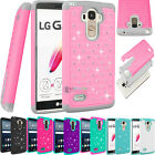 Luxury Bling Rubber Shockproof Matte Case Cover For LG G Stylo LS770 H631 H634