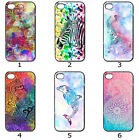 Phone Hard Case Cover Artistic Watercolour Exclusive Collection 21