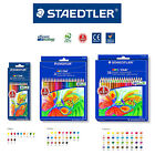 [STAEDTLER] Noris Club coloured pencil 12, 24, 36 Color Set smooth soft painting