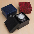 1/3X Present Gift Box Case Package For Bangle Jewelry Wrist Watch Display Holder