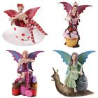 Enchanted Fairies Figurine - Fairy Ornament Gift Boxed