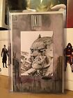 Dark Knight III DK3 Master Race #1 1 in 5000 Original Jim Lee Sketch Variant