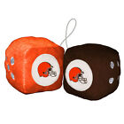 NFL Team Fuzzy Dice