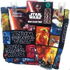 Star Wars: 'The Force Awakens Character Collage' Episode VII Men's Sleep Pant