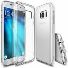 For Samsung Galaxy S7 | Ringke [FUSION] Clear Shockproof Protective Cover Case