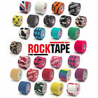 ORIGINAL ROCKTAPE KINESIOLOGY ATHLETIC SPORT MUSCLE SUPPORT ROCK TAPE 5CM WIDTH