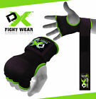 DX Gel Padded Gloves Inner Bandage Boxing Fist Padded Gel Strap Mitts Kick
