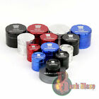 Head Chef Aluminium Herb Grinder 4 Part | 30,40,50,55mm | Metal | Magnetic