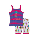 Hatley Girls Short Pyjamas Ice Cream