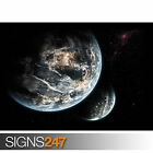 DARK SPACE (3124) Space Photo Picture Poster Print Art A0 A1 A2 A3 A4