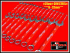 25pc SPANNERS # METRIC # COMBI # 6 - 32mm # CR. STEEL # PROFESSIONAL #