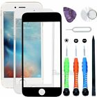 Face Outer Screen Glass Lens Replacement For Apple iPhone 6S Repair Tools Kit