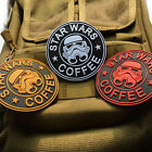 3 PCS STAR WARS COFFEE TACTICAL USA ARMY MORALE AIRSOFT PVC RUBBER PATCH $7.99 USD on eBay