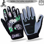 CRE8 | Kids Full-Finger Cycling Gloves